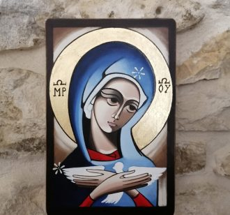 ikona Oblubienica